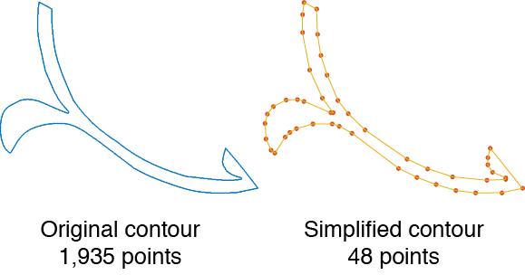 LineSimplify